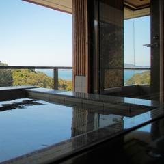 【1階特別フロア】露天風呂付客室で贅沢なひととき♪【桜月】※注意事項要確認