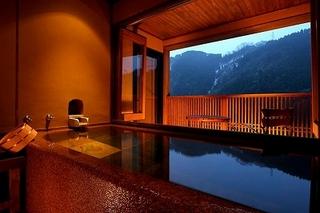 【秋冬旅セール】 憧れの「露天風呂付客室」が特別プライス♪最高の眺望と寛ぎ空間でリフレッシュ!
