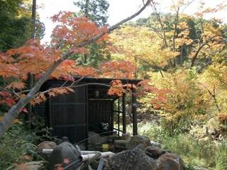 ★レストラン食で【直前割】◆1泊2食◆紅葉の景色を眺めながらの露天で泉質自慢のお風呂♪