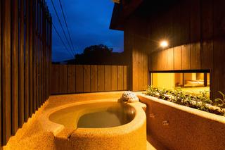 露天風呂付き和洋室〜菖蒲ayame〜