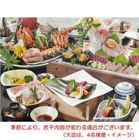 【土佐和牛を食す】 土佐和牛サイコロステーキ付・海鮮皿鉢