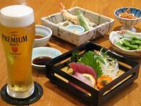 「Japanese Restaurantさわふく」オープン記念!ほろ酔いセット付ビジネス応援プラン