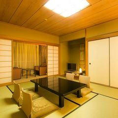 本館和室(10畳/夕食部屋食確約)【禁煙】