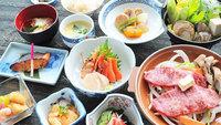 【竹膳】天然温泉&会席膳♪満喫プラン(夕朝食付)