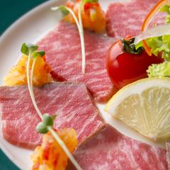 ◆肉料理が人気の宿全国4位◆育ち盛りのお子様も大満足♪鳥取産ブランド和牛を3種の食べ方で堪能