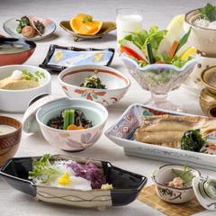 ◆室数限定!お部屋は約束!◆菊乃家におまかせ!1泊2食のシンプルステイプラン『直前割』あります!