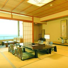 ◆最上階!オーシャンビュー◆準特別室12.5畳+化粧室3畳