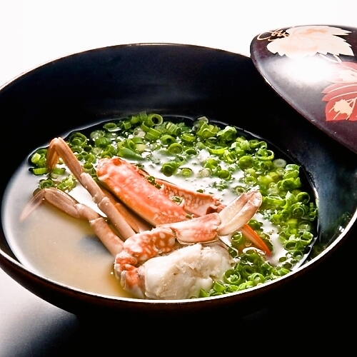 朝食は【朝食付】蟹汁が人気!シングルユースOK、出張に!♪空港から車13分♪サーフトリップにもグー!