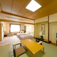 【海側】スイート・特別室(和8畳+洋ツイン)