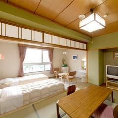 【山側】和洋室(6畳+ツイン)