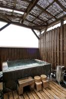 A 【さき楽28−アウト11時or貸切岩盤浴60分】 露天風呂付き客室 会席フ゜ラン