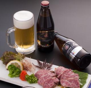 【朝食付】 瓶ビール付きビジネスプラン 〜お風呂上がりの一杯〜 【天然温泉有】☆