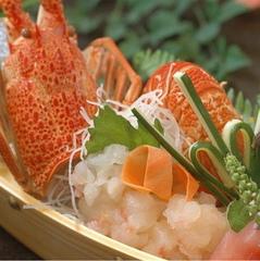【2食付】【楽天限定】 老舗旅館ならではの海鮮舟盛りプラン 〜伊勢海老〜