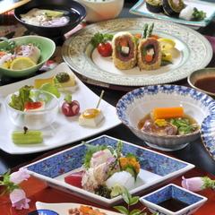 【2食付】 レディース感謝プラン 〜ヘルシーな豆腐料理・オールインワンジェル付〜
