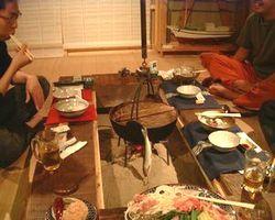 一組様限定/囲炉裏で味わう炭焼き料理プラン