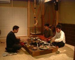 【関西☆お年玉】一組様限定/囲炉裏で味わう炭焼き料理プラン