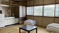 【本館】和室8畳(簡易キッチン付き)