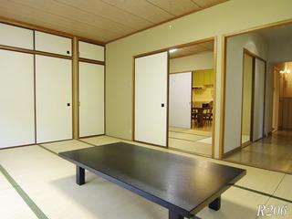 森の風館 和室二間◇WiFi完備