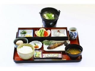 『トロトロ温泉でゆったり』朝食付プラン