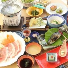 【味覚】オススメ!信州の旬が満載♪お料理おまかせスタンダードプラン【1泊2食付】