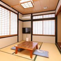 【和室】重厚な雰囲気のある『浪漫館』(バスなし・トイレ付)