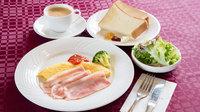 朝食付プラン 5500円〜★朝からしっかり!選べるご飯でエネルギー補給☆