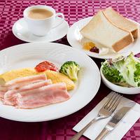 【朝食付】翌日プレー★朝食+昼食付のゴルフパックプラン