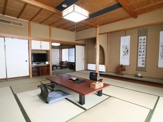 10畳以上の本間+温泉内風呂 2階客室 〜蓬莱203〜