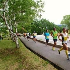 6/16限定マラソン参加者特典付!2018ビーナスマラソンin白樺高原・女神湖