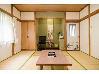 【和室】8畳/バスなし(アウトバス)・トイレなし