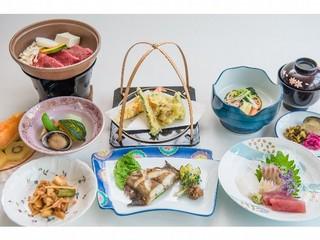◆夕食も朝食も個室でゆっくり◆1泊2食付プラン♪