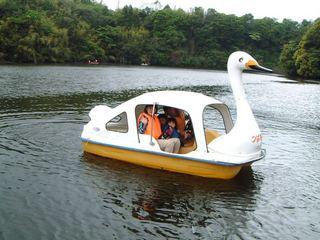 ボート体験で自然を満喫◆1泊2食◆季節の田舎懐石プラン