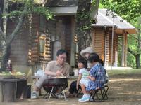 ログハウスで須木の自然満喫♪