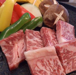 10月1日〜6日限定【グルメ好き必見】 くまもと味彩牛と博多華味鳥のW溶岩焼プラン 2,000円引き