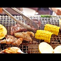 ◇焼肉コース◇定番人気!みんな大好きな焼肉☆自家製野菜と共にどうぞ♪≪一泊二食付≫