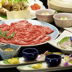 【すき焼・焼肉・しゃぶしゃぶ鴨鍋・但馬地鶏鍋】5種類から大好物チョイス