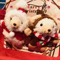 Special【クリスマス】★可愛いお揃いベア付!ケーキ&シャンパンで聖夜をお祝いプラン