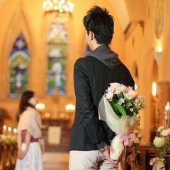 ■記念日プラン【海一望、教会貸切】大切な彼女をサプライズプロポーズ♪