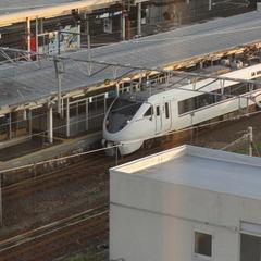 〇【トレインビュープラン!】 鉄道の街・トレインビューと銀河鉄道999