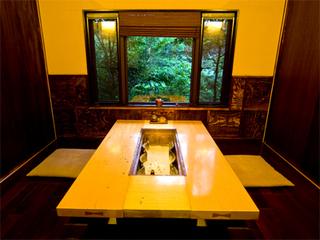 【一戸建て離れ】房総産  山海の幸 炭火会席プラン(露天風呂付客室)