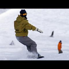 <ハチ北スキー場リフト券2日券付> スキー&スノボ大好き〜プラン♪【お先でスノ。】