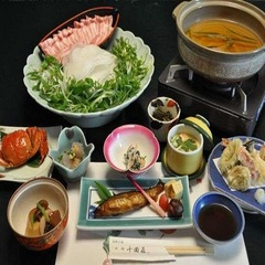 【シャキシャキ豚しゃぶ鍋】お出汁が大人気のつゆしゃぶ