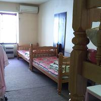 5名部屋【ベッド3台、二段ベッド1台】