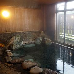加水・加温一切なしの天然温泉に24時間入れます!ご到着最終22時半までOK/朝食付[現金特価]