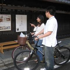 レンタサイクルで京都散策!〜朝食付き〜