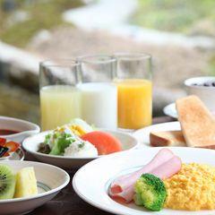 【1泊朝食付】和洋選べる朝食♪
