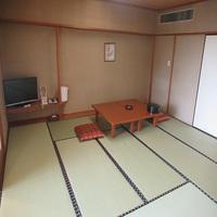 ■東館和室【12.5畳】〜全客室Wi-Fi完備〜
