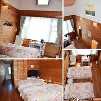 B室10畳ロフト付きツインルーム【夕食BBQ】