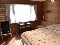 バリアフリー室12畳【ソファーベッドご利用で3名様可】