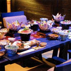 【 1棟貸切・別邸 】おまかせ会席をワンランクUP<2食付グルメプラン>半露天風呂付/グレードアップ